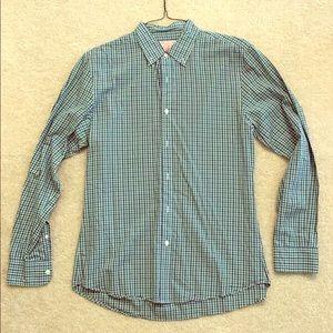 J. Press button down shirt